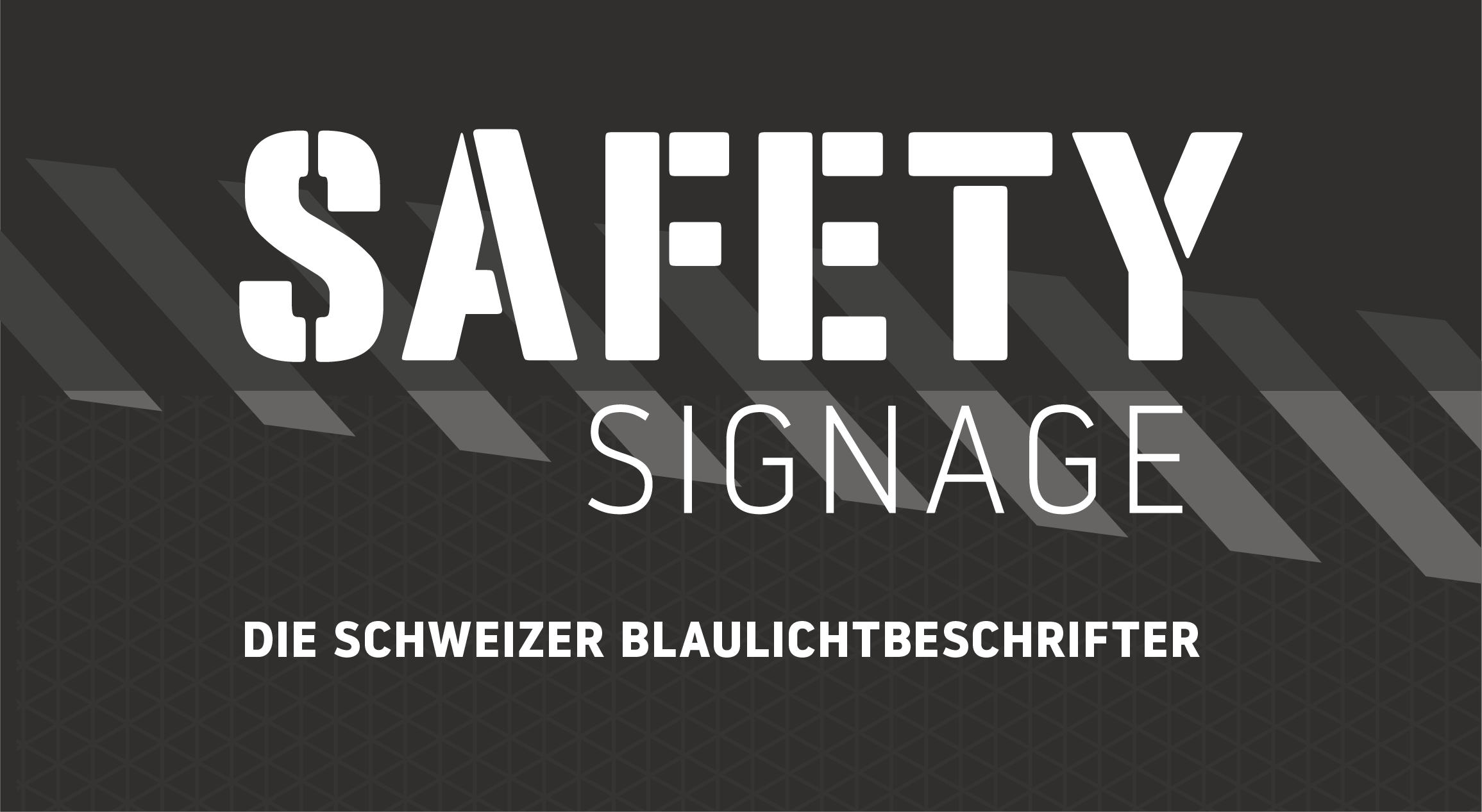 SAFETY-SIGNAGE by REKLAME-TECHNIK AG